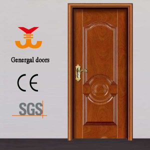 Genrgal Inteiror Steel Wood Door pictures & photos