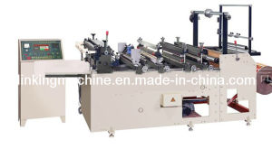 Automatic Bottom Sealing and Cutting Bag Making Machine pictures & photos