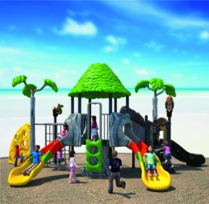 Used Kids Outdoor Playground Manufacturer Playground Outdoor for Public Park pictures & photos