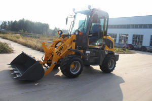 Construction Transport Wheel Loader (ZL08F) pictures & photos