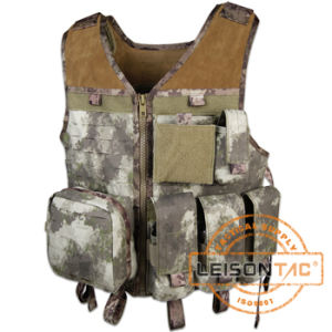 1000d Nylon or Cordura Military Tactical Vest with ISO Standard pictures & photos