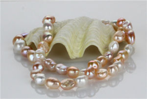 Snh 36inches Long Fashion Pearl Necklace for Women pictures & photos