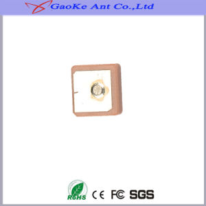 GPS Ceramic Passive Antenna for Navigation 1575.42MHz GPS Patch Antenna pictures & photos