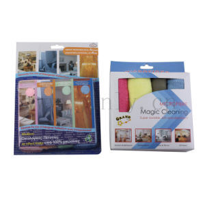 Microfiber Cleaning Cloth (JL-179) pictures & photos
