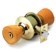 Cylindrical Knob Locks (JM-588ET P/SS) pictures & photos