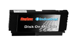 Kingspec 2GB IDE Disk on Module PATA MLC 44pin Dom Card pictures & photos
