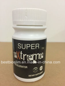 Super Extreme Accelerator Dietary Supplement Square Bottle Slimming Pill pictures & photos