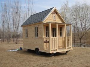 New Style Travel Trailer