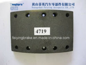 American Truck Brake Lining 4719 with Asbestos pictures & photos
