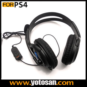 Wired Headset for Sony Playstation 4 PS4 Original Game Console Controller