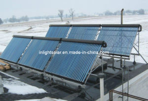 Keymark Certified Heat Pipe Solar Collector pictures & photos