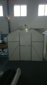 Polycarbonate Greenhouse with Aluminium Frame pictures & photos