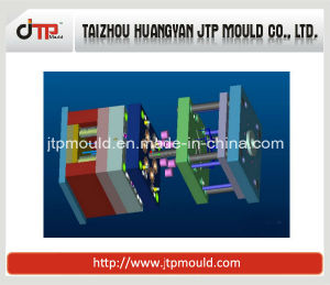 4 Cavities Cold Runner Plastic Injection Cap Mould pictures & photos