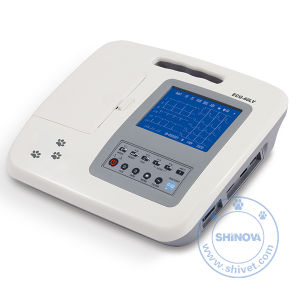 Portable Veterinary ECG Machine (ECG-60LV) pictures & photos