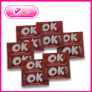 Condom, Dotted Condom with Colored Condom pictures & photos