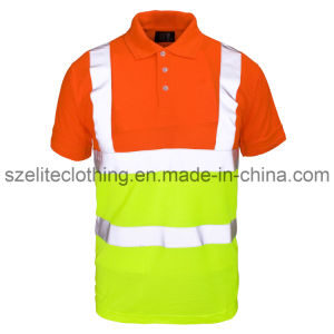 High Visibility Safety Reflective Apparel (ELTHVJ-183) pictures & photos