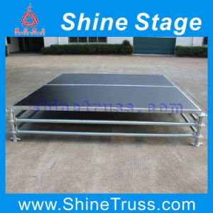 Outdoor Portable Stage, Mobile Stage, Dance Floor, Layer Stage pictures & photos