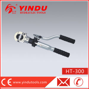 Aluminum Alloy Hydraulic Pliers Crimping Tool (HT-300) pictures & photos