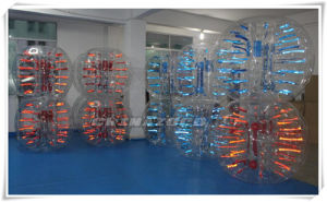 Amazing Color Shinning Loopy Ball Bubble Football Top Quality pictures & photos