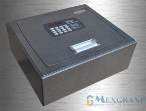 Laser Cutting Electronic Drawer Safe with LED Display (EMGS150-9) pictures & photos