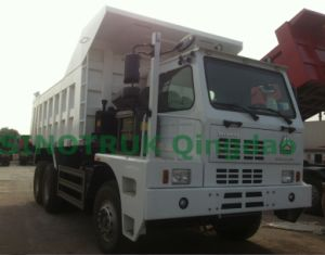 HOWO 6X4 50t Mining Dump Truck (ZZ5507S3840AJ) pictures & photos