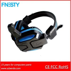 USB Noise Cancelling Gaming Headphones HD805