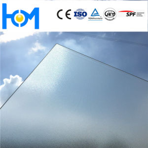 3.2mm Anti-Reflective Coating Solar Panel Toughened/Tempered Module Glass pictures & photos