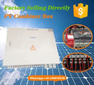 16 Strings Outdoor Wall-Mounted PV Combiner Box with 1000V System pictures & photos