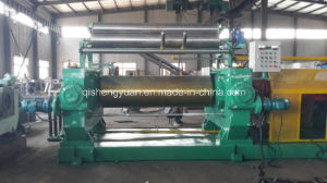 Rubber Two Roll Open Mixing Mill Machine with ISO&CE pictures & photos