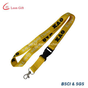 Custom Polyester Lanyard with Printing Logo pictures & photos
