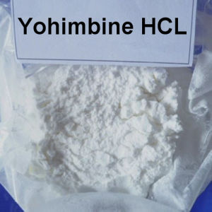99% USP Yohimbine HCl Yohimbine Hydrochloride Powder Sex Enhancer Bodybuilding Muscle Building pictures & photos