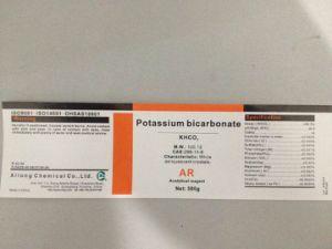 High Quality Potassium Hydrogen Carbonate Ar Grade pictures & photos