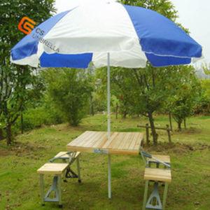 40 Inches Portable Outdoor Beach Umbrella (YS-BU313)