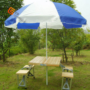48 Inch Umbrella Outdoor Beach Umbrella (YSBE3-13-02) pictures & photos