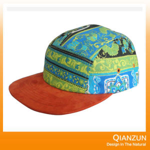 The Quiet Life Swirl 5 Panel Adjustable Cap pictures & photos