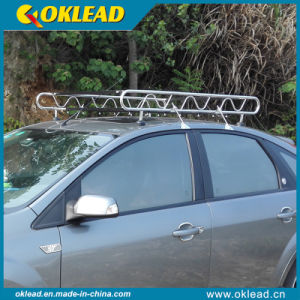 Best Quality Good Price Steel Roof Cargo Rack (RR83)