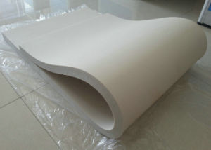 Red, Grey, White, Black Silicone Foam Rubber Sheet, Silicone Sponge Rubber Sheet with Closed Cell pictures & photos