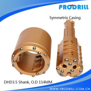 Dia 114mm Symmetrix Overburden Casing Drilling System pictures & photos