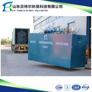 China Supplier Waste Water Treatment Plant pictures & photos