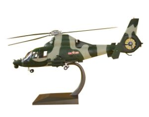 Helicopter Model for Scale Model