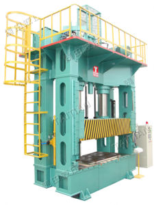 Hydraulic Hot Forming Press (TT-LM300T/FH) pictures & photos