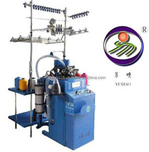 3.5 Inch Automatic Three Feeder Plain Sock Knitting Machine (YX-6F-321)