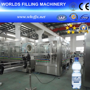 Automatic Mineral Water Bottling Machine (CCGF16-16-6)