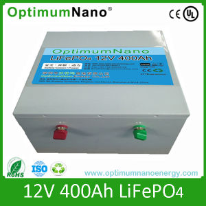 12V 400ah LiFePO4 Battery for Solar System pictures & photos