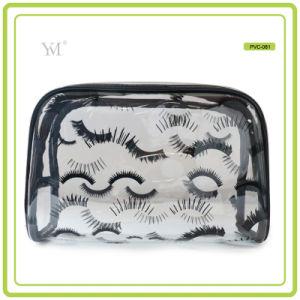 Private Label Custom Logo Emoji Low Price PVC Cosmetic Bag pictures & photos