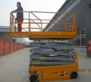 Self-propelled Aerial Working Scissor Lift (SJYZ) pictures & photos