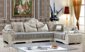 Best Quality New Classic Fabric Sofa, Saudi Arab Sofa (A858) pictures & photos