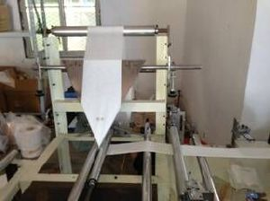 Making Bag Machine for Filter Bag Sj-500 pictures & photos