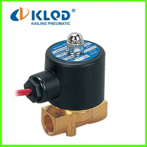 2wh Series Direct Acting High Pressure Solenoid Valves Brass Body pictures & photos
