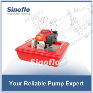 11HP Portable Gasoline Engine Floating Fire Pump pictures & photos